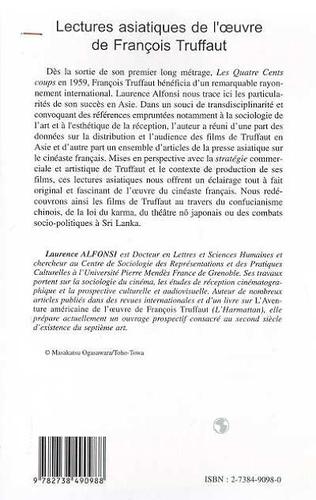 4eme LECTURES ASIATIQUES DE L'ŒUVRE DE FRANCOIS TRUFFAUT