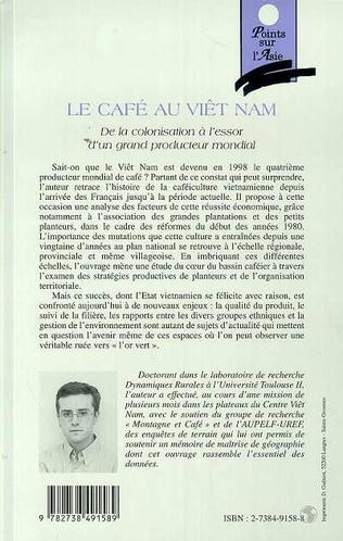 4eme LE CAFE AU VIETNAM
