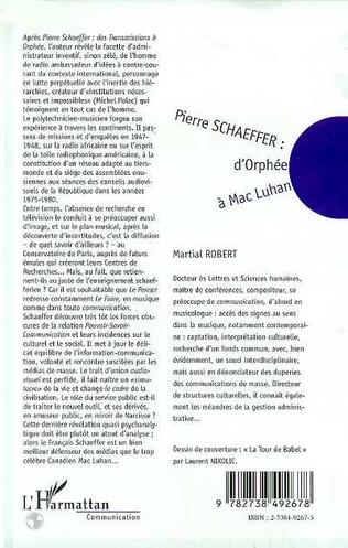 4eme Pierre Schaefffer