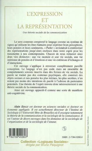4eme L'EXPRESSION ET LA REPRESENTATION