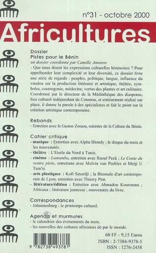 4eme Pistes pour le Bénin