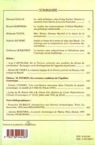 4eme HISTOIRE DE LA PENSÉE ET THÉORIES