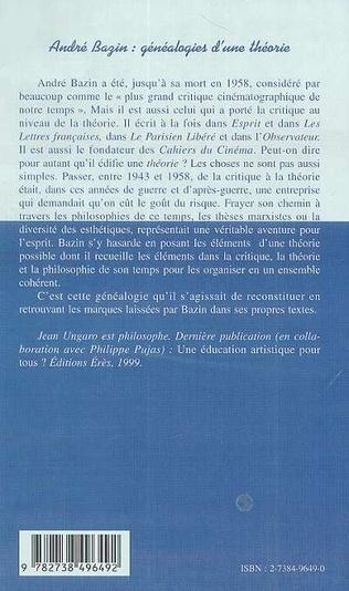 4eme André Bazin
