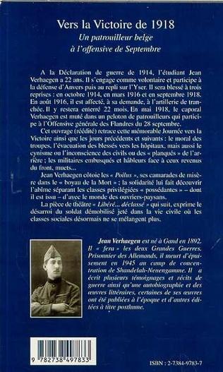 4eme Vers la victoire de 1918