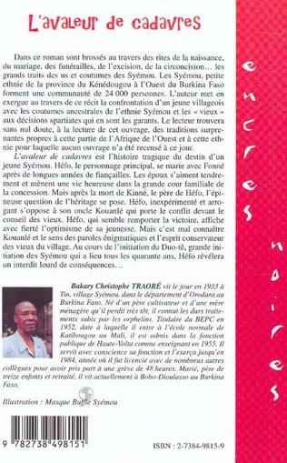 4eme L'AVALEUR DE CADAVRES