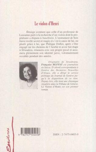 4eme LE VIOLON D'HENRI