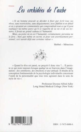 4eme LES ORCHIDÉES DE L'AUBE