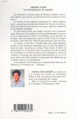 4eme ARSÈNE LUPIN