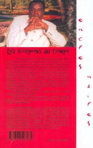 4eme LES SCORPIONS DU CONGO