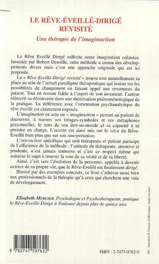 4eme LE RÊVE-ÉVEILLÉ-DIRIGÉ REVISITÉ