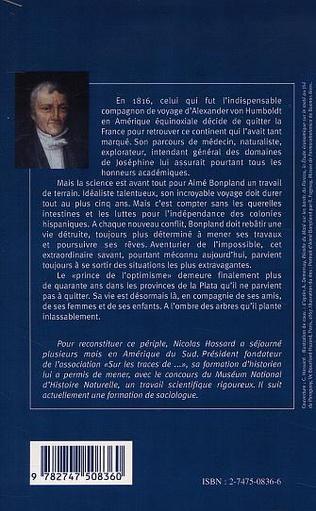 4eme AIMÉ BONPLAND (1773-1858)