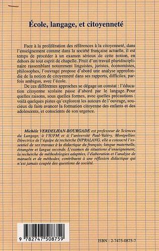 4eme Le projet citoyen de Condorcet