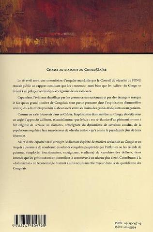 4eme CHASSE AU DIAMANT AU CONGO/ZAÏRE (n° 45-46)