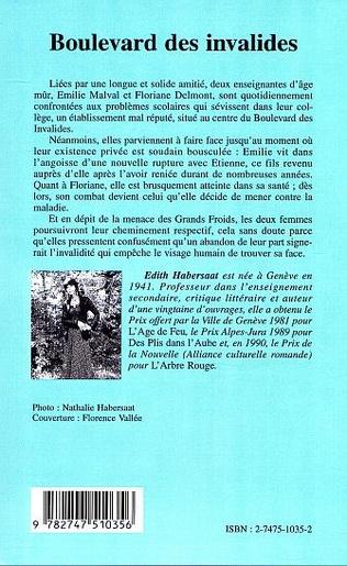 4eme BOULEVARD DES INVALIDES