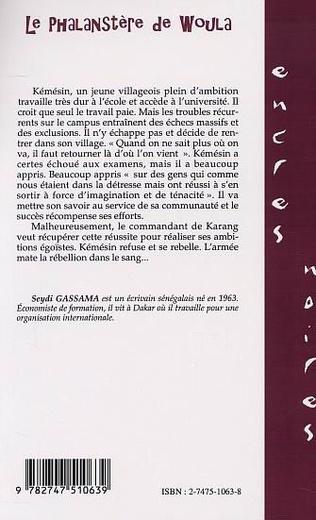 4eme LE PHALANSTÈRE DE WOULA