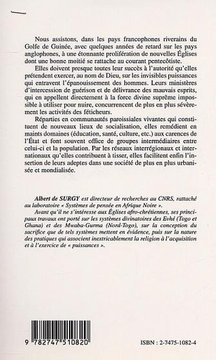 4eme LE PHÉNOMÈNE PENTECÔTISTE EN AFRIQUE NOIRE