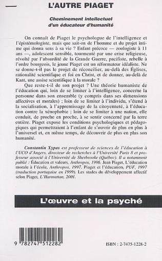 4eme L'AUTRE PIAGET