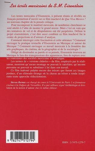 4eme LES ÉCRITS MEXICAINS DE S.M