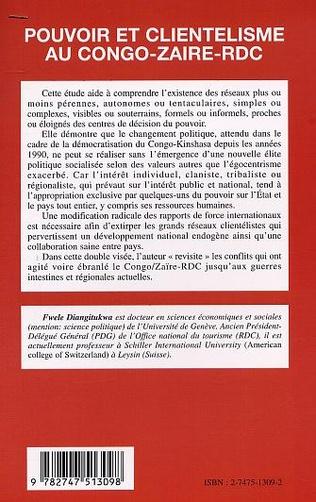 4eme POUVOIR ET CLIENTÉLISME AU CONGO-ZAÏRE-RDC