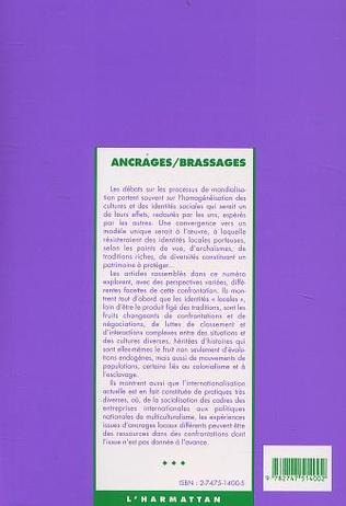 4eme Ancrages/Brassages