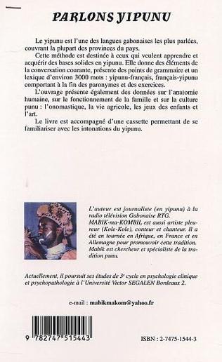 4eme PARLONS YIPUNU