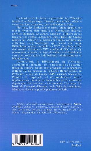 4eme L'ARSENAL DE PARIS