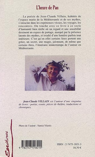 4eme L'HEURE DE PAN