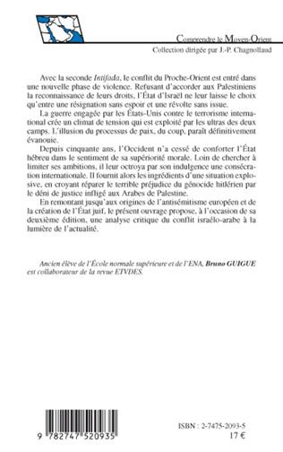 4eme AUX ORIGINES DU CONFLIT ISRAÉLO-ARABE