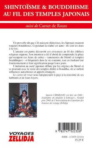 4eme SHINTOÏSME et BOUDDHISME AU FIL DES TEMPLES JAPONAIS