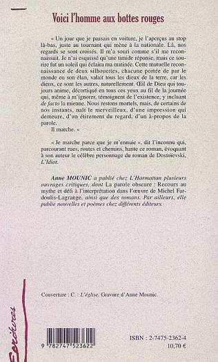 4eme VOICI L'HOMME AUX BOTTES ROUGES
