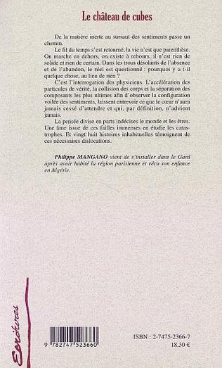 4eme LE CHATEAU DE CUBES