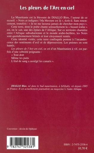 4eme LES PLEURS DE L'ARC-EN-CIEL