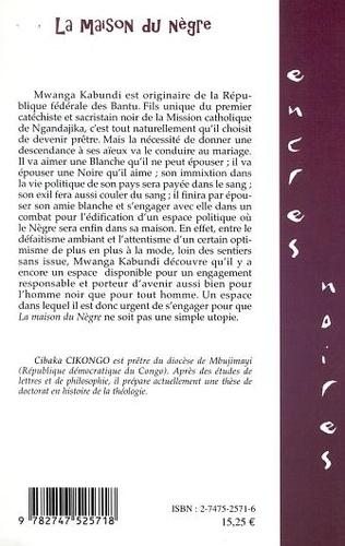4eme LA MAISON DU NÈGRE