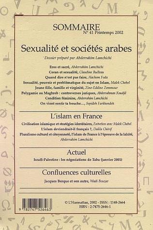 4eme L'islam de France à l'épreuve de la laïcité et du