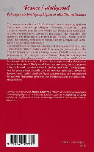 4eme FRANCE/HOLLYWOOD