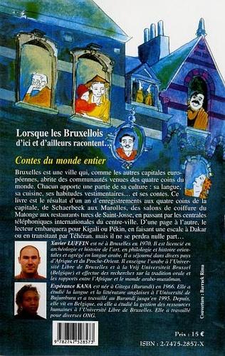 4eme LORSQUE LES BRUXELLOIS D'ICI OU D'AILLEURS RACONTENT…