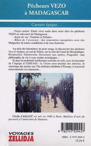 4eme PÊCHEURS VEZO À MADAGASCAR