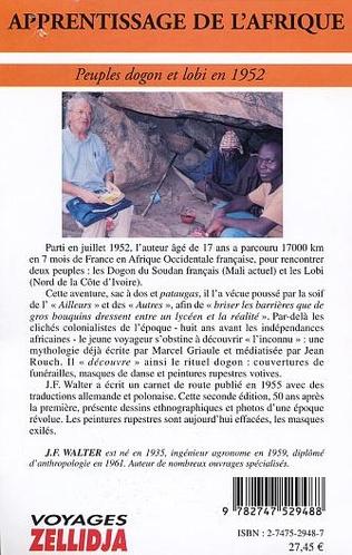 4eme APPRENTISSAGE DE L'AFRIQUE