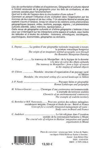 4eme GÉOGRAPHIE ET CULTURES N°43