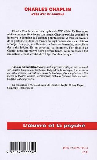 4eme Charles Chaplin