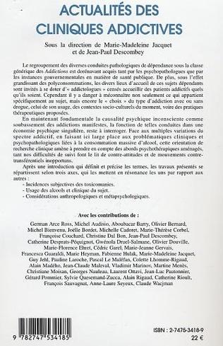 4eme Actualité clinique de la pulsion de destruction et de mort