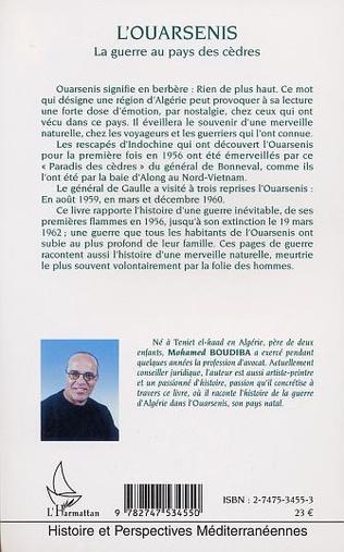 4eme L'OUARSENIS