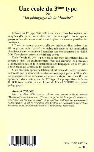 4eme ECOLE DU TROISIEME TYPE (UNE)