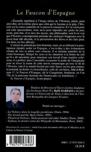 4eme LE FAUCON D'ESPAGNE