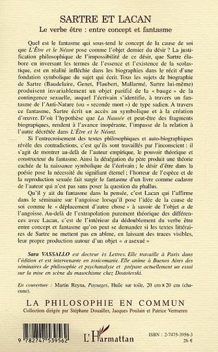 4eme Sartre et Lacan