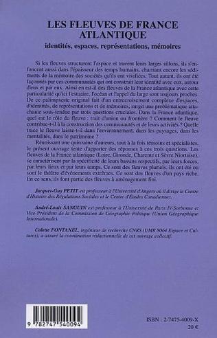 4eme Les fleuves de France atlantique
