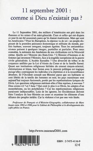4eme 11 septembre 2001