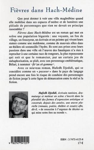 4eme Fièvres dans Hach-Médine