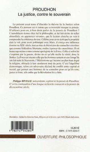 4eme Proudhon