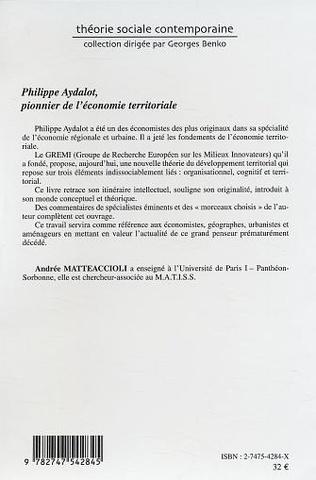 4eme Philippe Aydalot